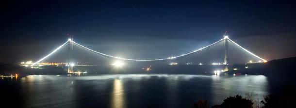 Tercer puente del Bósforo: el puente más ancho del mundo está cerca de completarse 6