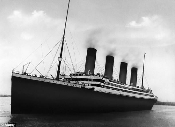 Titanic Sinker Iceberg tenía 100.000 años, afirman los científicos 2