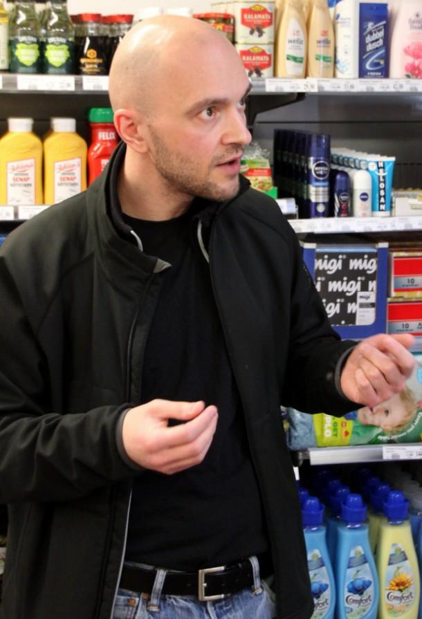 Echa un vistazo a la tienda sin personal en Suecia donde compras usando tu teléfono inteligente 3