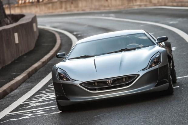 Rimac presenta Concept One: el automóvil eléctrico más rápido del mundo