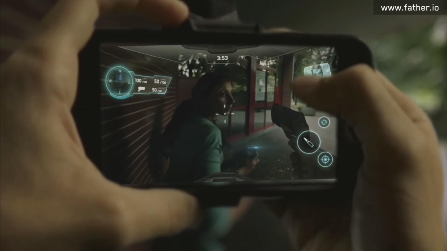 Nueva aplicación convierte tu hogar en Laser Tag Battlefield y todo en realidad virtual