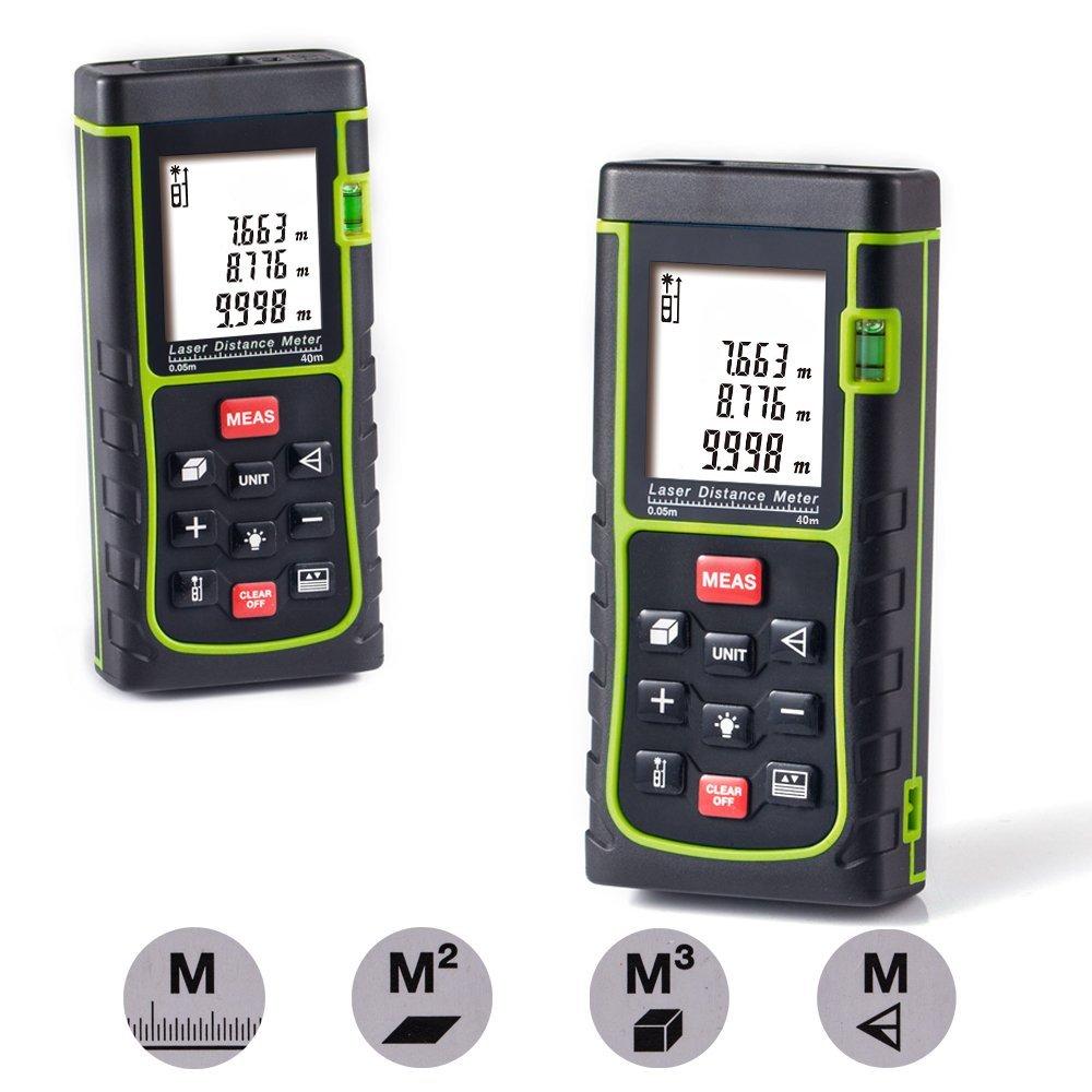 10 mejores medidores de distancia láser disponibles en línea