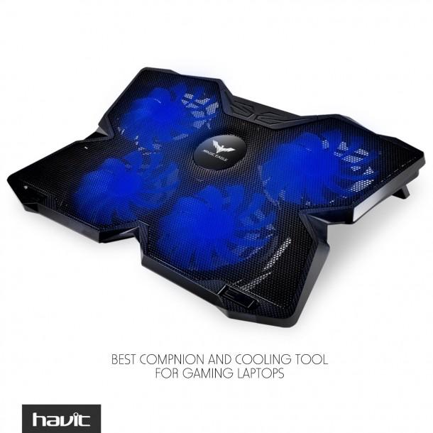 Almohadillas de enfriamiento para laptop con pantalla de 15 pulgadas (6)