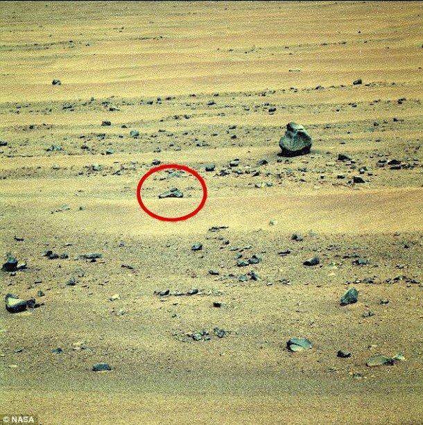 Marte y las teorías de la conspiración que lo rodean 5