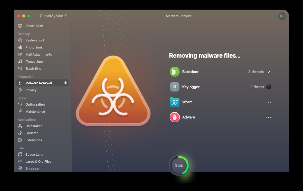 ¿Cómo elimino el virus iLivid de una Mac?  2