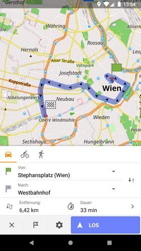 Las mejores alternativas de Google Maps Osmand