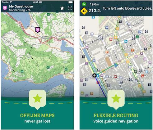 Las mejores alternativas de Google Maps Pocket Earth