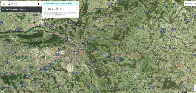 Las 10 mejores alternativas de Google Maps que deberías probar 5