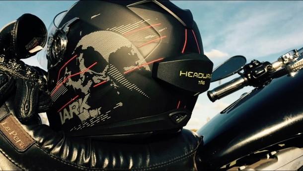 Headwave Tag transforma tu casco en un altavoz de música
