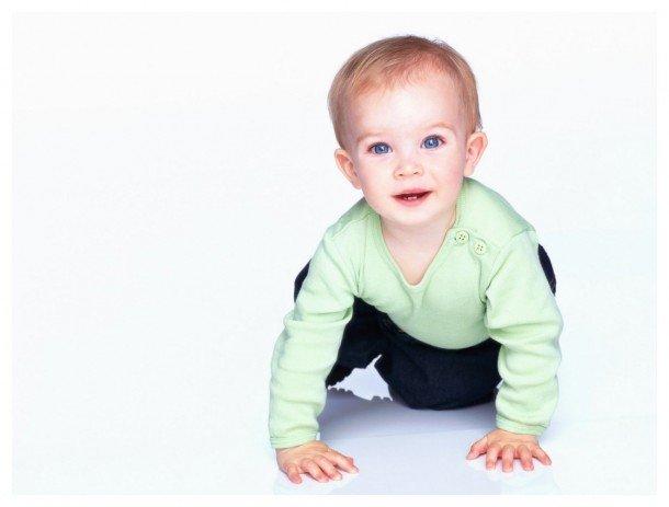 papel pintado de bebé 35