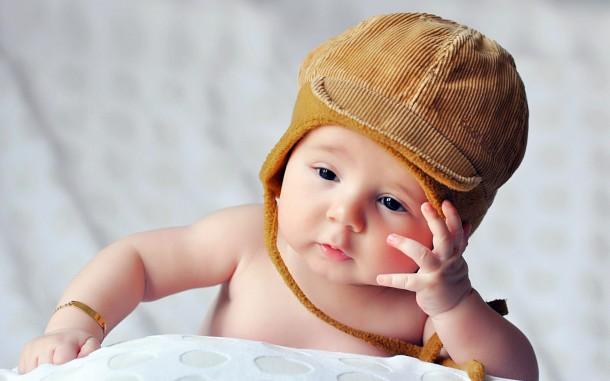 papel tapiz de bebé