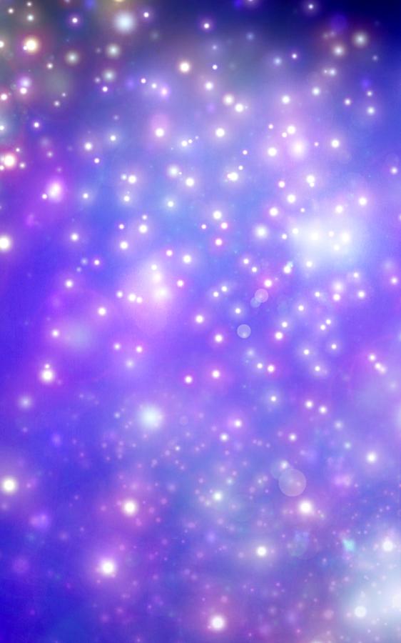 brillante en violeta