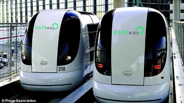 Los transbordadores Heathrow se convertirán en los primeros vehículos sin conductor que se probarán en las carreteras de Londres.