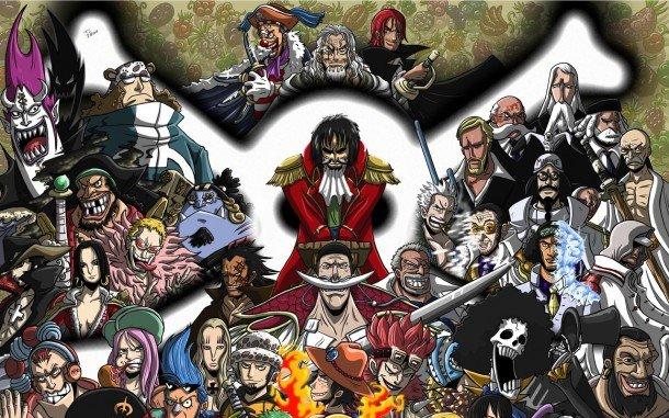 HD One Piece Wallpaper 23