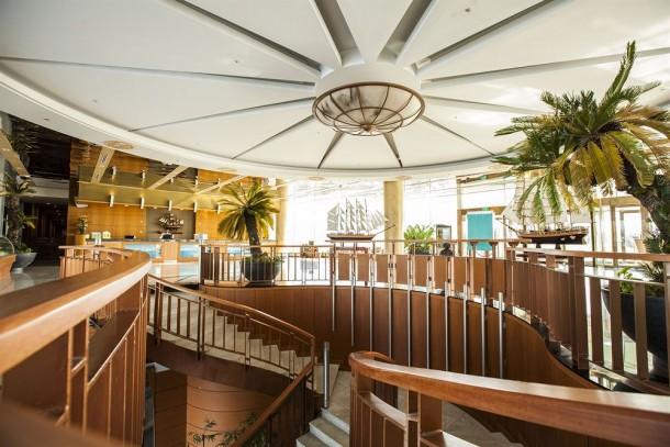Sun Cruise Resort & Yacht en Corea del Sur es increíble 3