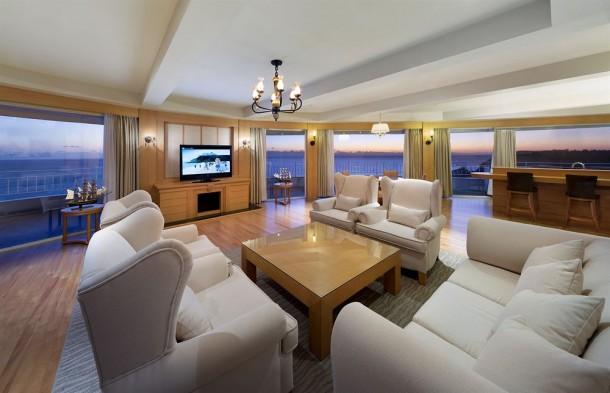 Sun Cruise Resort & Yacht en Corea del Sur es increíble 6