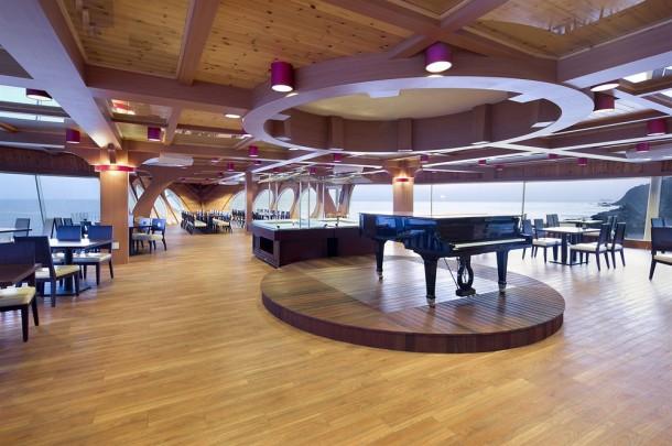 Sun Cruise Resort & Yacht en Corea del Sur es increíble 8