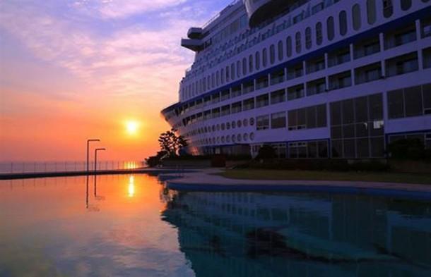Sun Cruise Resort & Yacht en Corea del Sur es increíble 7