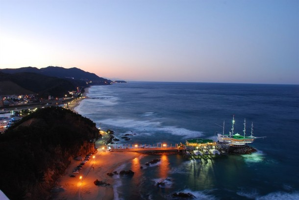 Sun Cruise Resort & Yacht en Corea del Sur es increíble 9