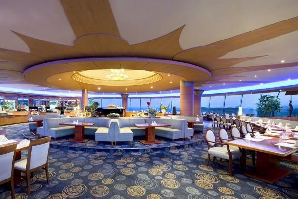 Sun Cruise Resort & Yacht en Corea del Sur es increíble 12