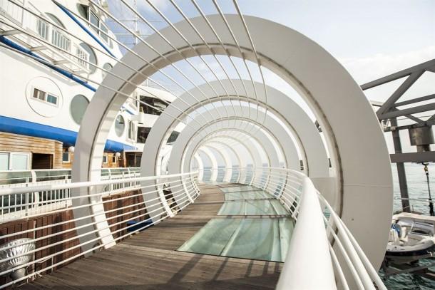 Sun Cruise Resort & Yacht en Corea del Sur es increíble 11