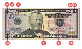 cómo cambiar la factura de 10 $ a 50 $