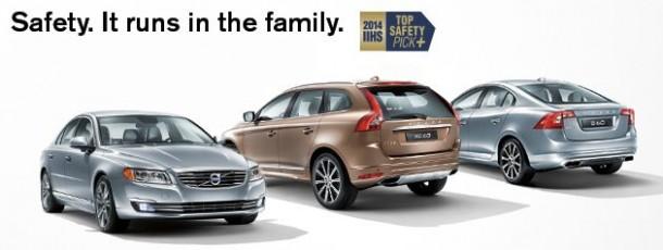 Volvo utilizará estas tecnologías para que sus automóviles estén libres de fatalidades para 2020 6