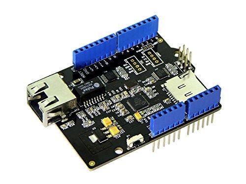 W5200 Ethernet Shield para Arduino por SeeedStudio