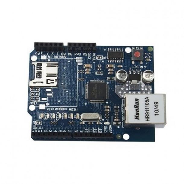 SunFounder Ethernet Shield W5100