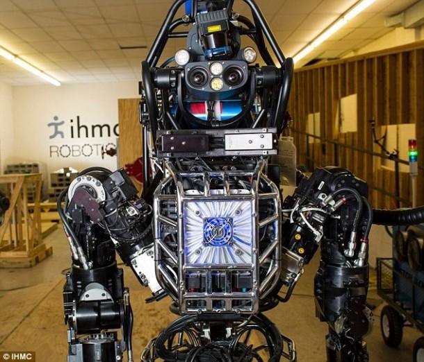 Ian The Atlas Robot ahora puede ayudarlo con las tareas domésticas 6