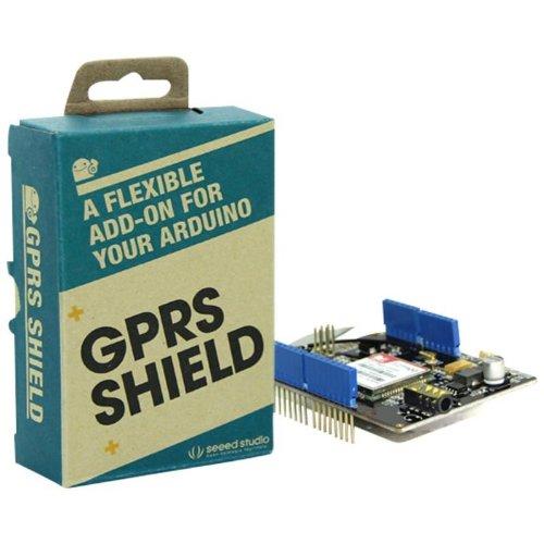 Escudo GPRS para Arduino por Seeedstudio