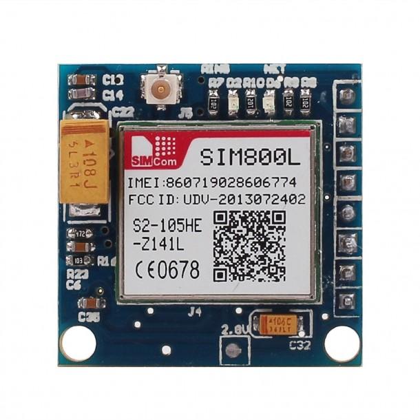 Módulos GPS Asunflower® MINI SIM800L para Arduino