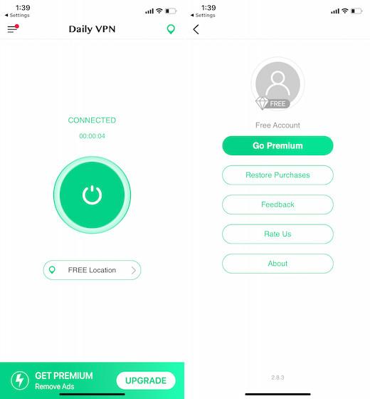 VPN diaria