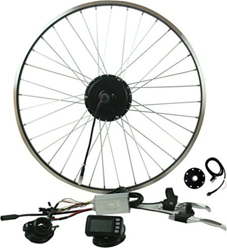 Los 6 mejores kits para convertir tu bicicleta en una bicicleta eléctrica 5