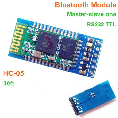 Módulo transceptor RF Sunkee Bluetooth