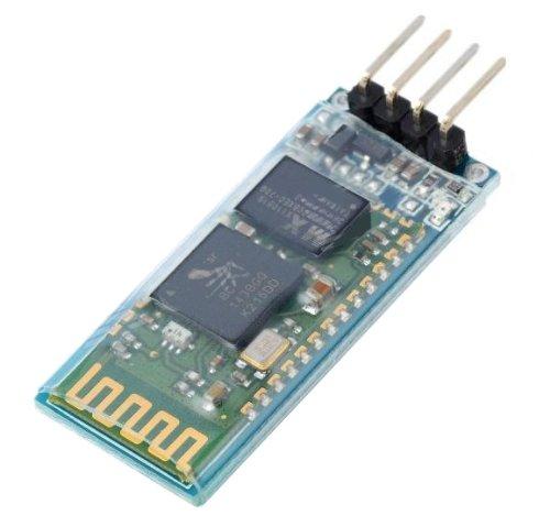 JY-MCU Arduino Bluetooth Módulo de puerto serie inalámbrico