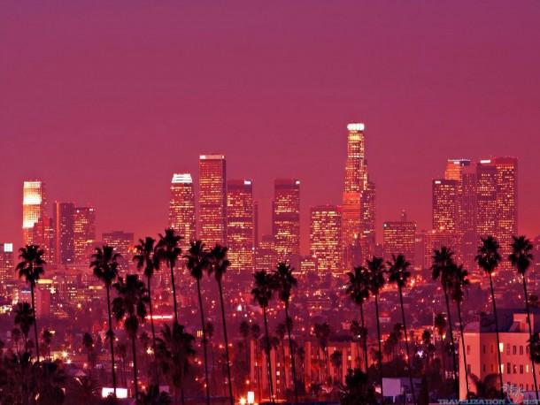 Los Angeles Wallpaper 26