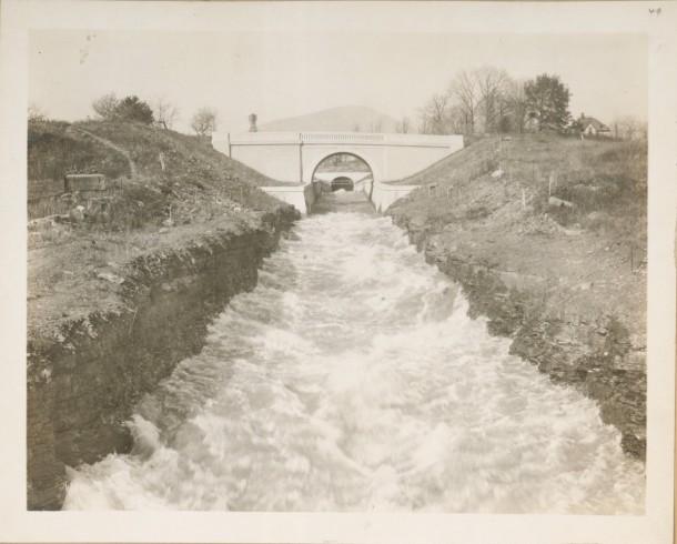 Esto es lo que construyeron para proporcionar agua a Nueva York en 1915 3