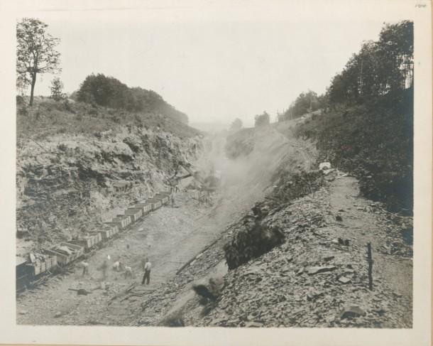 Esto es lo que construyeron para proporcionar agua a Nueva York en 1915 6