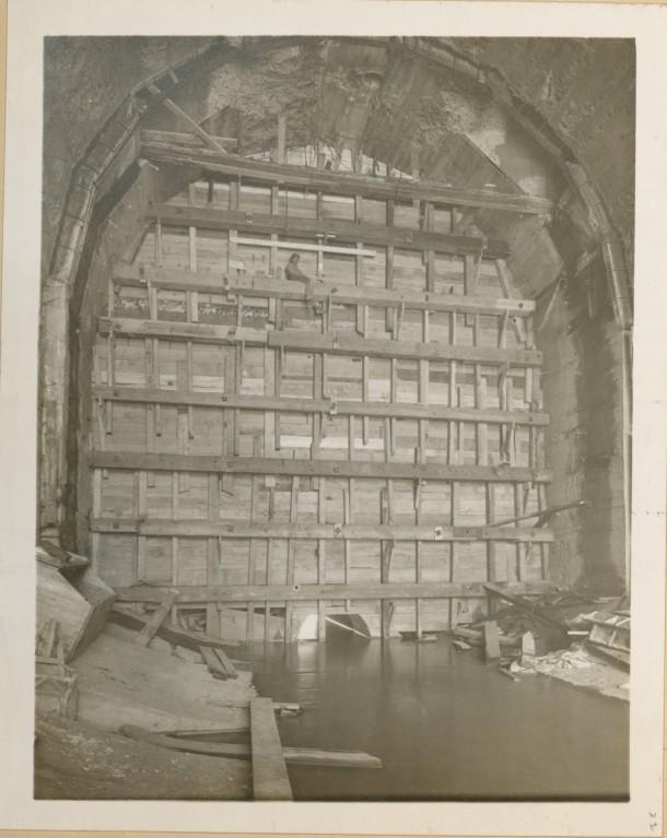 Esto es lo que construyeron para proporcionar agua a Nueva York en 1915 10