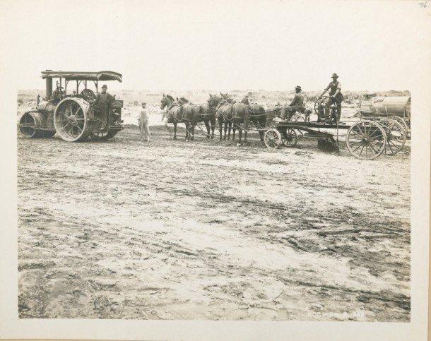 Esto es lo que construyeron para proporcionar agua a Nueva York en 1915 11
