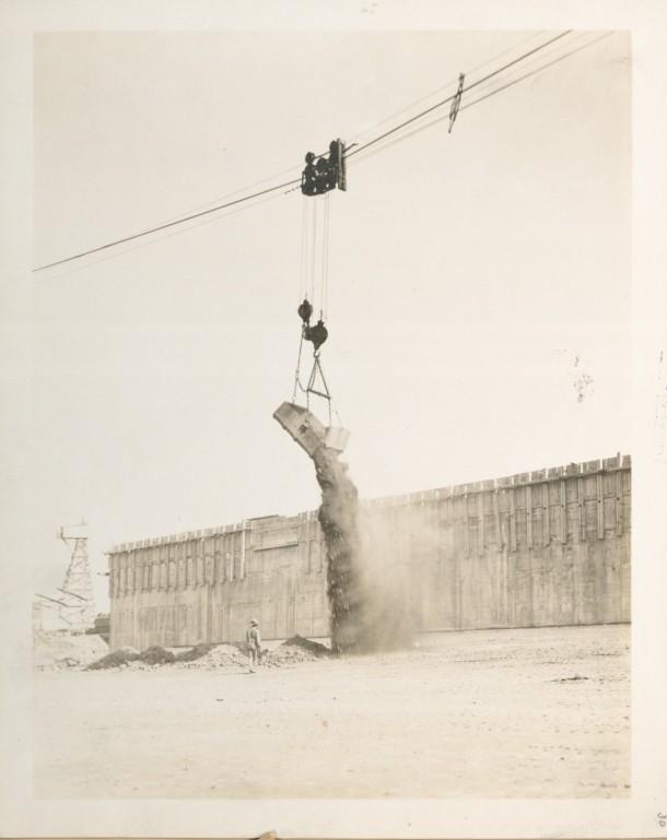 Esto es lo que construyeron para proporcionar agua a Nueva York en 1915 12