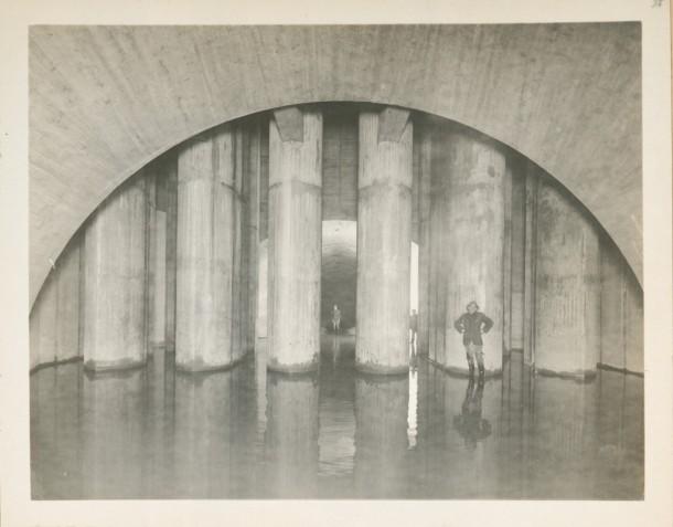 Esto es lo que construyeron para proporcionar agua a Nueva York en 1915 14