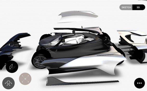 Faraday Future presenta el concepto FFZERO1 en el CES 2016 4