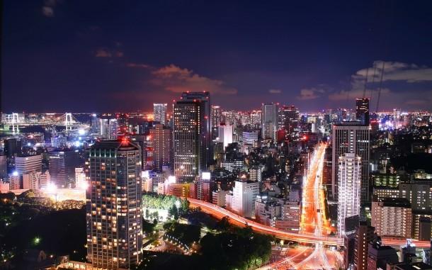 Tokyo Wallpaper 34