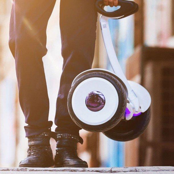 Eocor Scooter eléctrico de 2 ruedas con autoequilibrio
