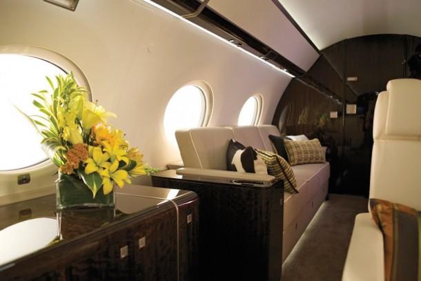 5 jets privados con los que puedes soñar 3
