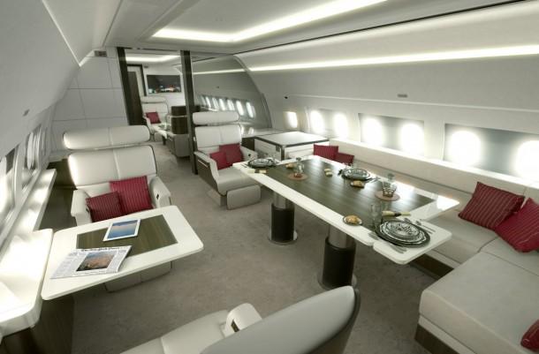 5 jets privados con los que puedes soñar 4