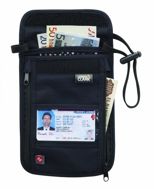 La mejor billetera de viaje