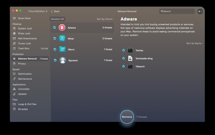 Eliminar el virus MacBook FlashMall